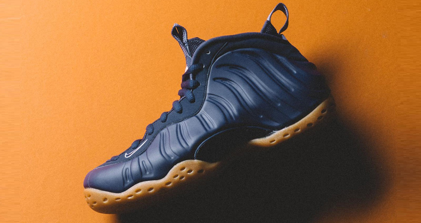 Nike Air Foamposite One Midnight Navy Release Date 02