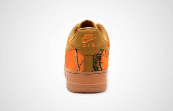 Nike Air Force 1 Orange AO2441-800