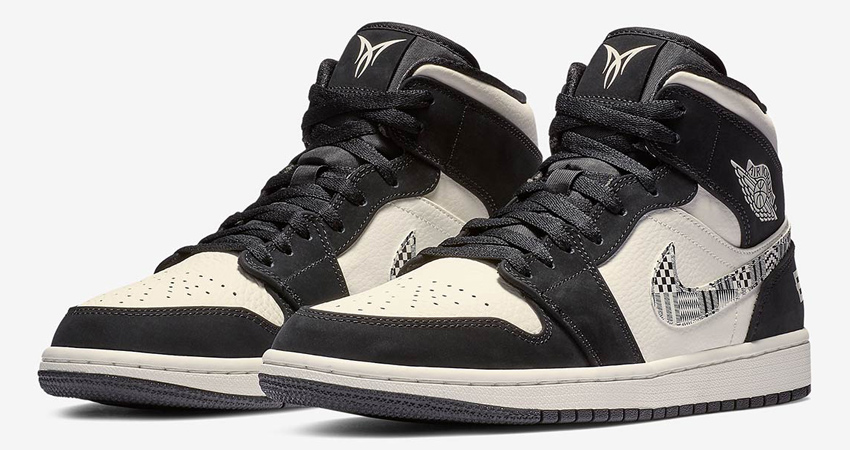 Nike Air Jordan 1 Mid Equality Official Look 02