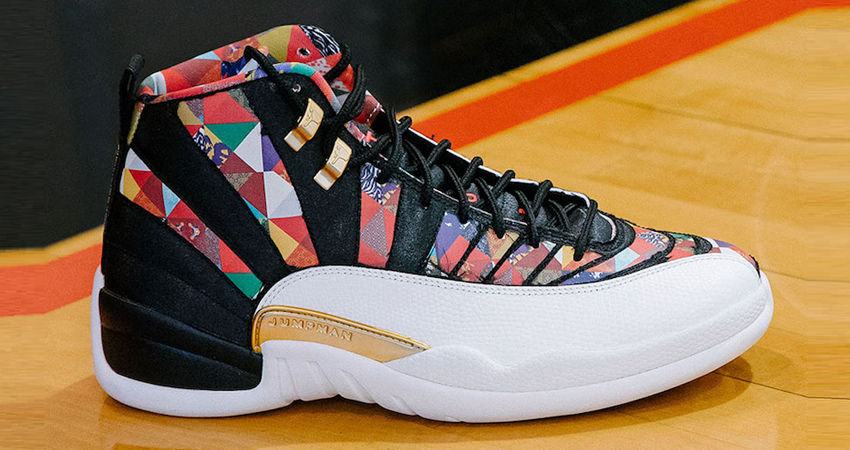 sports shoes ca0a0 7f81e Nike Air Jordan 12 Chinese New Year 2019 Release Date – Fastsole