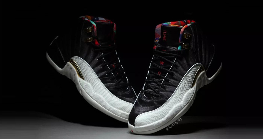 ec72d7bd6d59 Nike Air Jordan 12 Chinese New Year 2019 Release Date – Fastsole