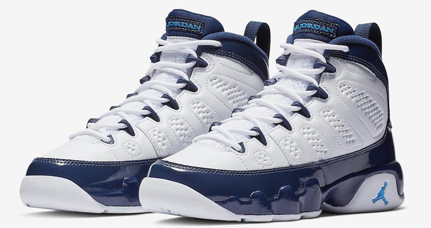 b4bcd0a0807 Nike Air Jordan 9 UNC All-Star Release Details – Fastsole