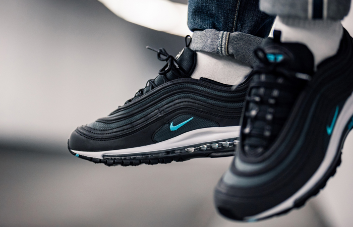 Nike Air Ma97 Black Blue BV1985-001