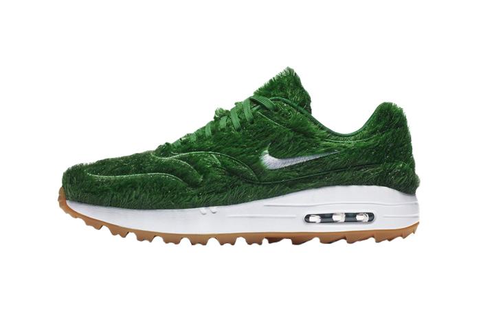 728b41bdf8b Nike Air Max 1 Golf Grass Pack Green BQ4804-300