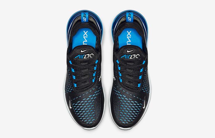 Nike Air Max 270 Schwarz Blau AH8050 019