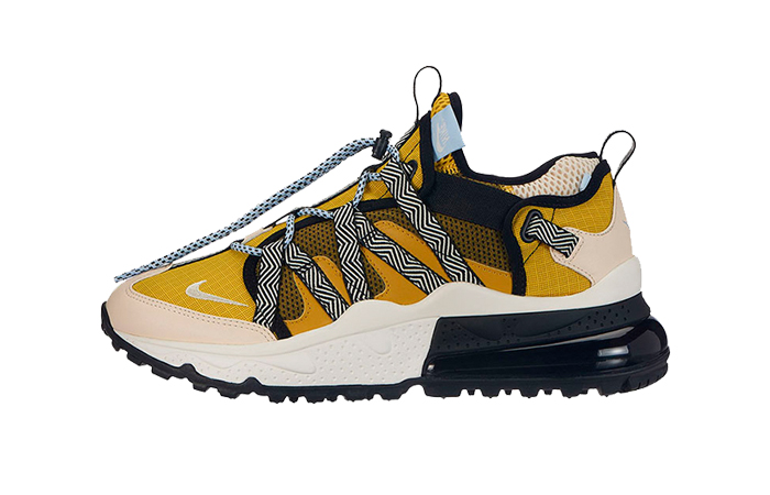 meet a7d94 dfa75 Nike Air Max 270 Bowfin Yellow Multi AJ7200-300