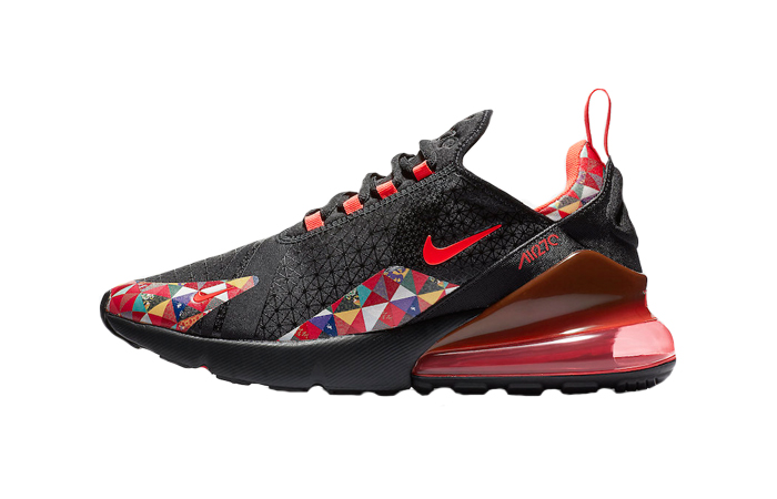 outlet store 3f46e 24e89 Nike Air Max 270 Chinese New Year 2019 BV6650-016