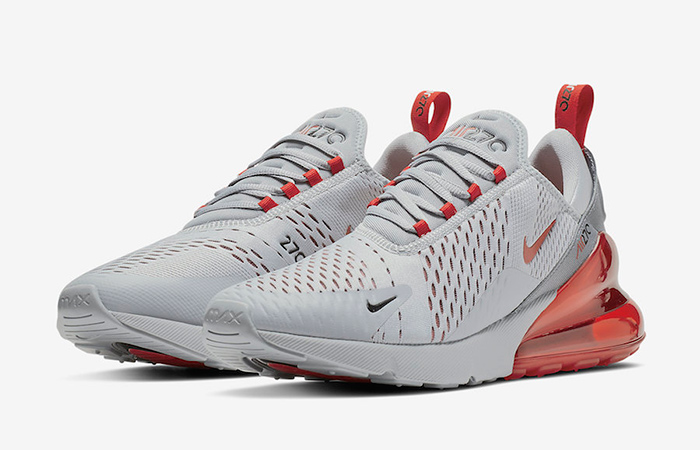 Nike Air Max 270 Photo Blue and Ember ft
