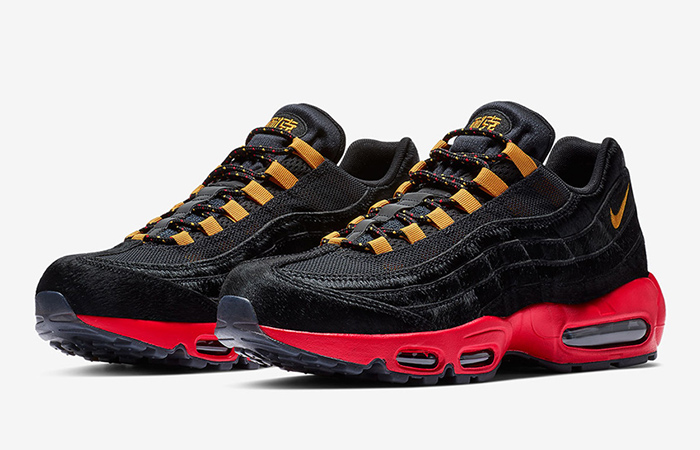 Nike Air Max 95 Chinese New Year 2019 Official Look ft