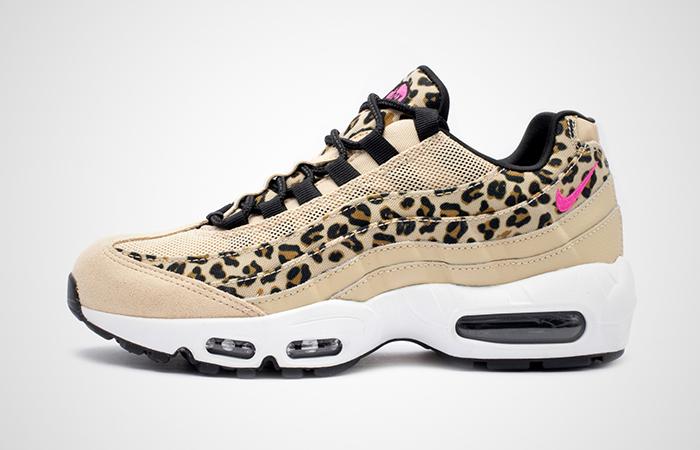 Nike Air Max 95 Leopard Print CD0180 200