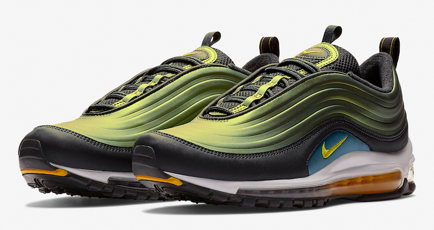 new products 3882d ddb36 Nike Air Max 97 LX Amarillo Official Look 01