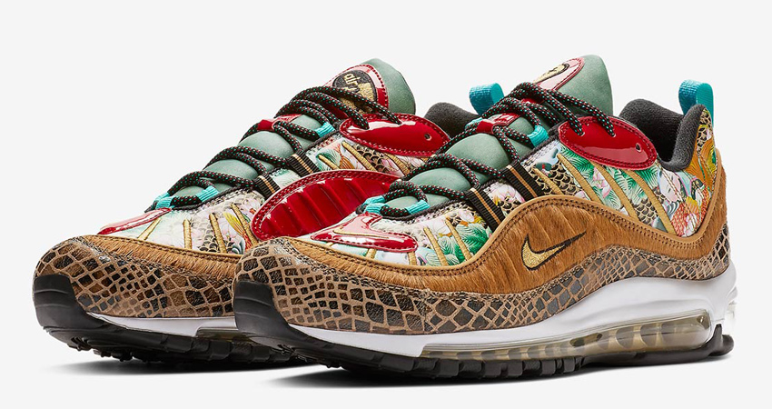 Nike Air Max 98 Chinese New Year 2019 Release Date 01