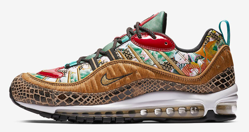 Nike Air Max 98 Chinese New Year 2019 Release Date 02