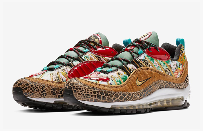 Nike Air Max 98 Chinese New Year 2019 Release Date ft