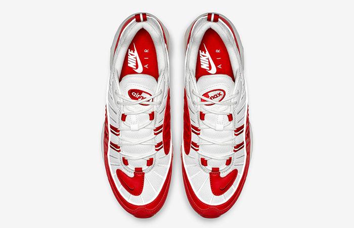 Nike Air Max 98 Red 640744-602