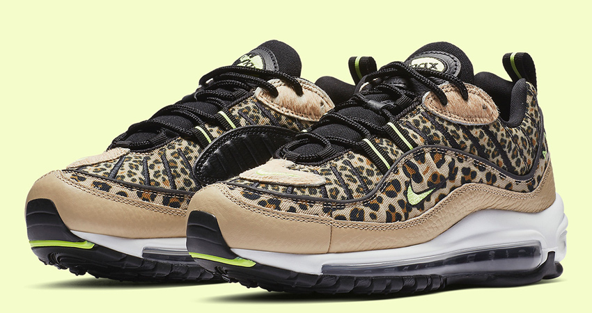 Nike Air Max 98 Set to Release in Leopard Prints – Fastsole