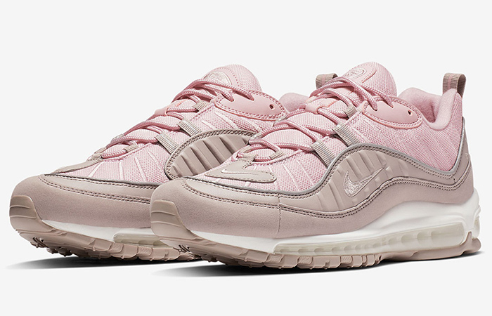 Nike Air Max 98 Triple Pink First Look ft