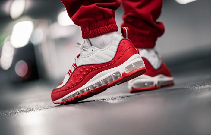 Nike Air Max 98 University Red 640744-602