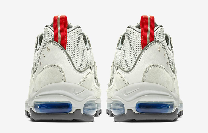 Nike Air Max 98 White Silver CD1538-100