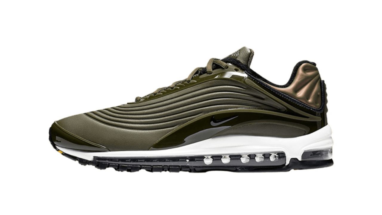 Nike Air Max Deluxe Olive Green AO8284 300