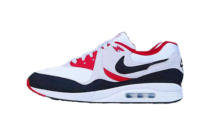 Nike Air Max Light White Multi AO8285-101 01