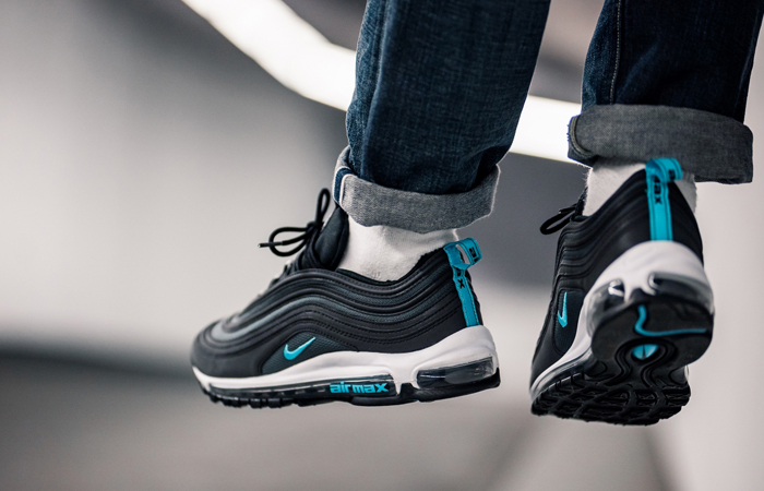 Nike Air Mx 97 Black Blue BV1985-001