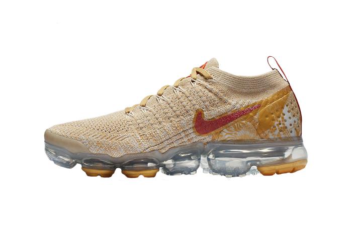 263da753742 Nike Air VaporMax 2.0 Chinese New Year 2019 Tan BQ7037-001