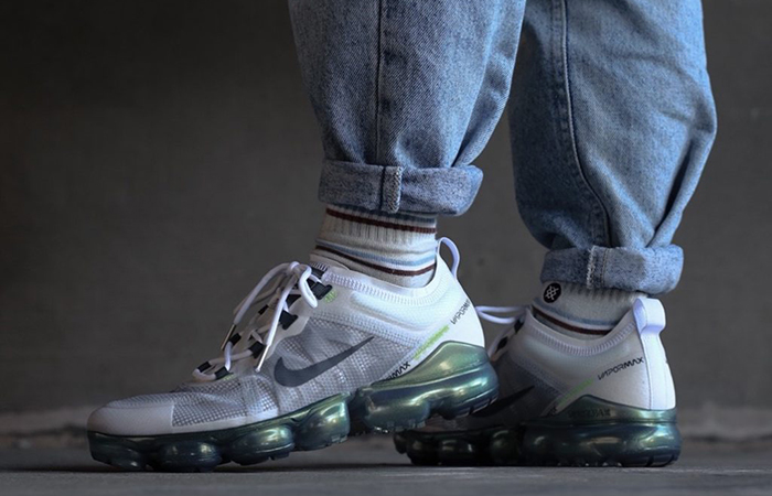 a47602cc5a6f6 Nike Air VaporMax 2019 PRM Lime Blast AT6810-100 – Fastsole