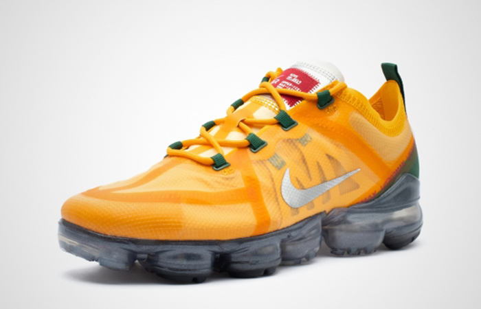 Nike Air Vapormax 2019 Orange AR6631-700
