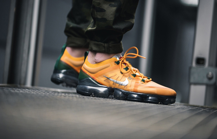 Nike Air Vapormax 2019 Orange Green AR6631-700 03