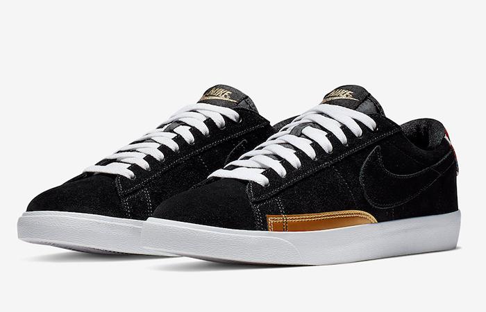 Nike Blazer Low Chinese New Year 2019 Black