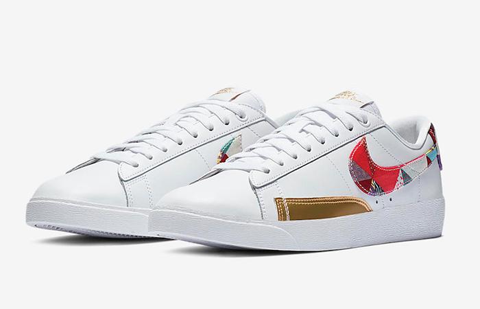 Nike Blazer Low Chinese New Year 2019 White
