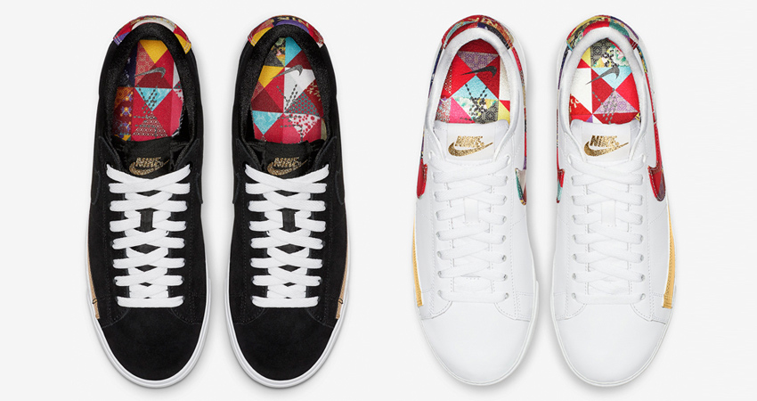 Nike Blazer Low LE Chinese New Year 2019 Pack Details 01
