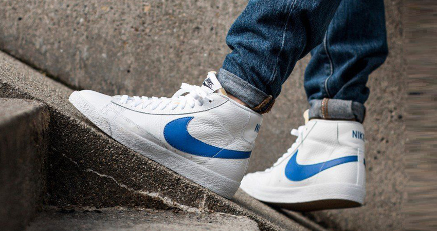 9caa244fd05ee Nike Blazer Mid 77 Vintage Pack Release Details – Fastsole