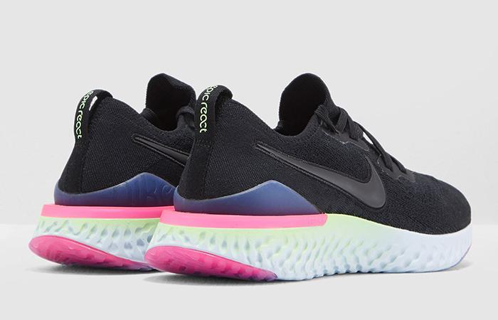 Nike Epic React Flyknit 2 Black Pk BQ8928-003