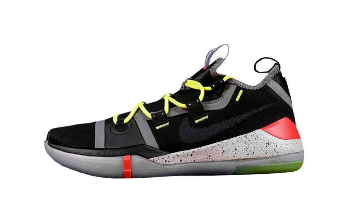 f2a47b2ac973 Nike Kobe AD Chaos Black Multi AV3555-003 – Fastsole