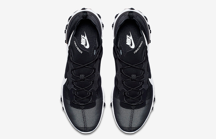 Nike React Element 55 Black BQ6166-003