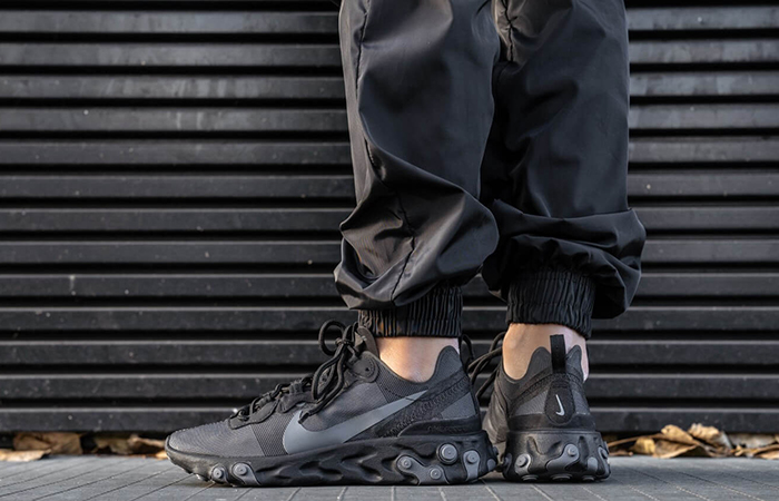 Nike React Element 55 Black BQ6166-008