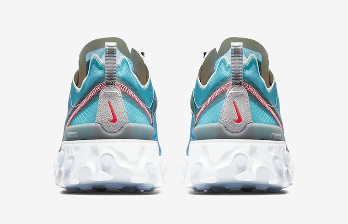 Nike React Element 87 Royal Blue AQ1090-400
