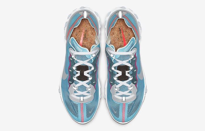 Nike React Element 87 Royal Tint AQ1090-400