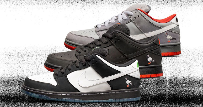 Nike SB Dunk Low Panda Pigeon Releasing in January 01