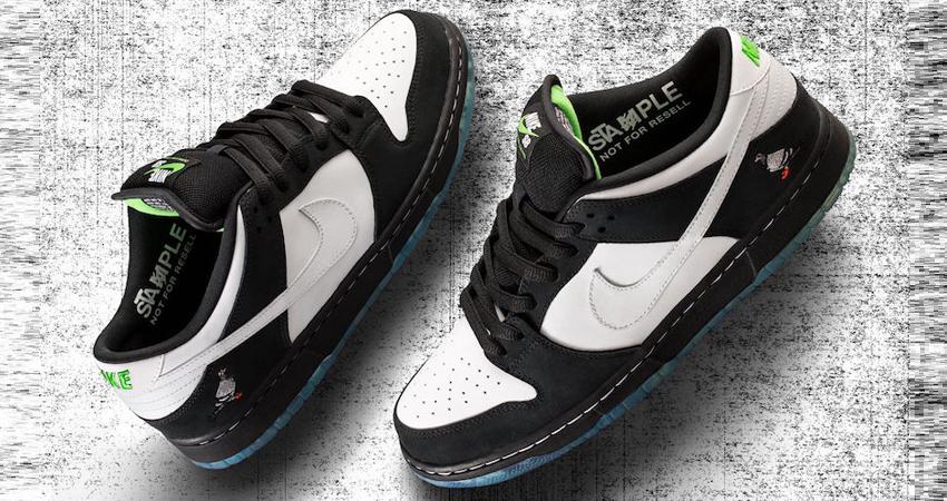 Nike SB Dunk Low Panda Pigeon Releasing in January 03