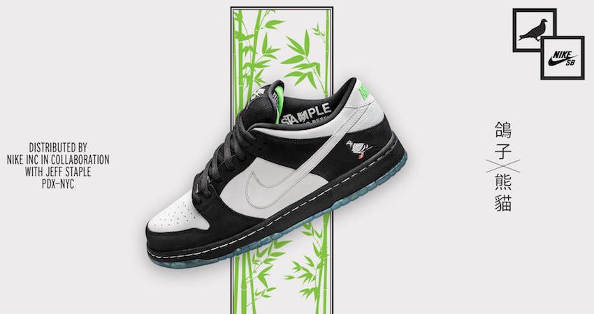 Nike SB Dunk Low Panda Pigeon Releasing in January 04
