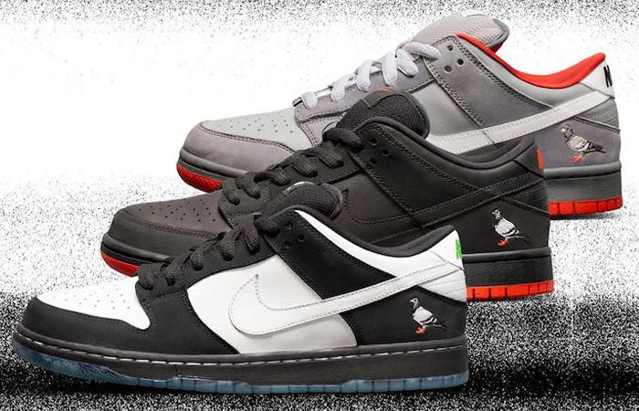 Nike SB Dunk Low Panda Pigeon Releasing in January ft