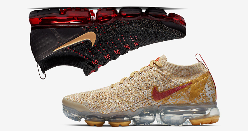 Nike Vapormax Flyknit 2.0 Year Of The Pig 2019 Pack in Details 01
