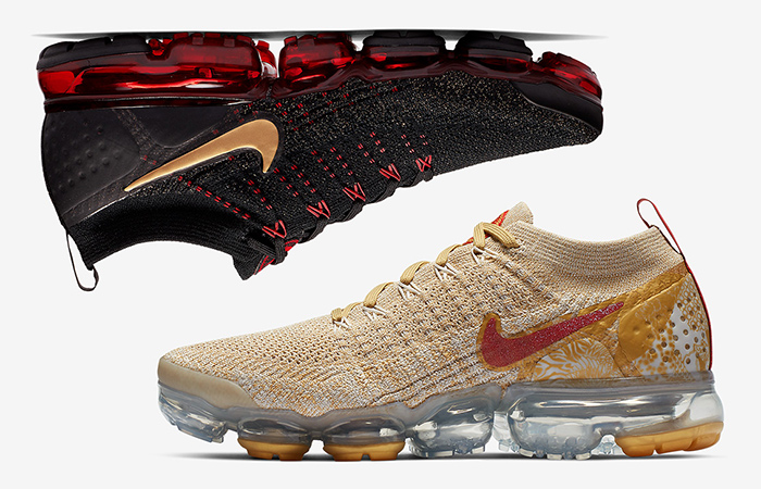 Nike Vapormax Flyknit 2.0 Year Of The Pig 2019 Pack in Details ft