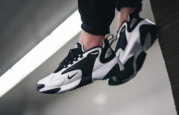 Nike Zoom 2K White Black AO0269-101 03