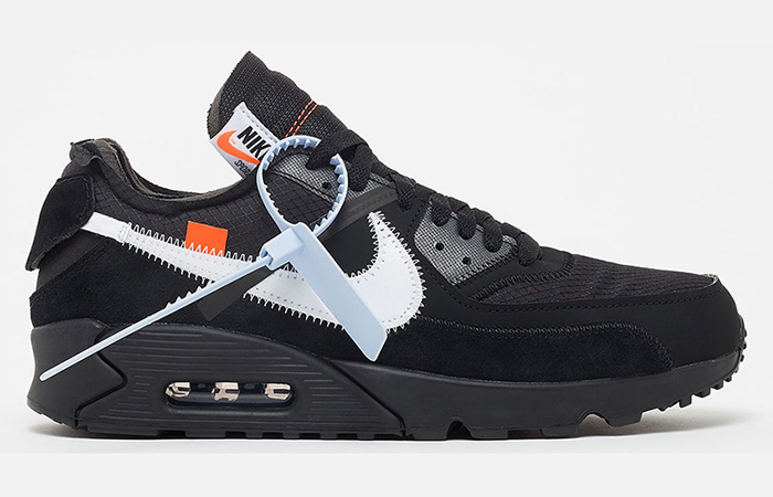 Off-White x Nike Air Max 90 Black Buying Guide ft