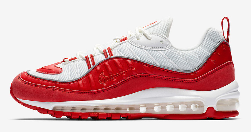 5e3c6ec8b5c6 Release Date Confirmed for Nike Air Max 98 University Red – Fastsole