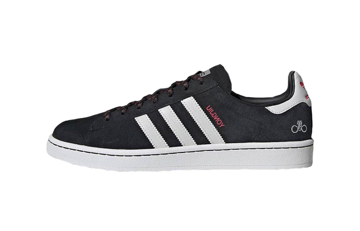 ca7ceb20690 adidas Campus Black White G27580. £ 100